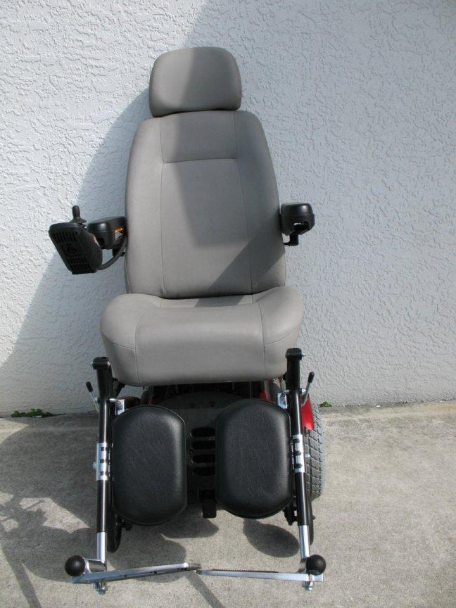 Jet 3 Power Wheelchair : Pride jazzy jet ultra electric wheelchair