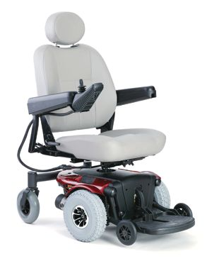 The Jazzy 1103 Ultra Power Chair  sc 1 st  American Wheelchairs & Jazzy Mini Power Chairs