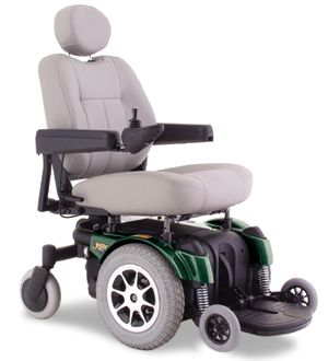 Jazzy Electric Wheelchair on Pride Jazzy 1121 Electric Wheelchair