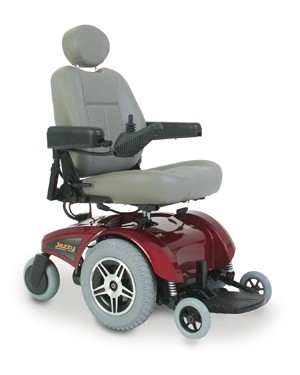 Jazzy Scooter on The Jazzy Select 14 Power Chair The Most Advanced Power Chair