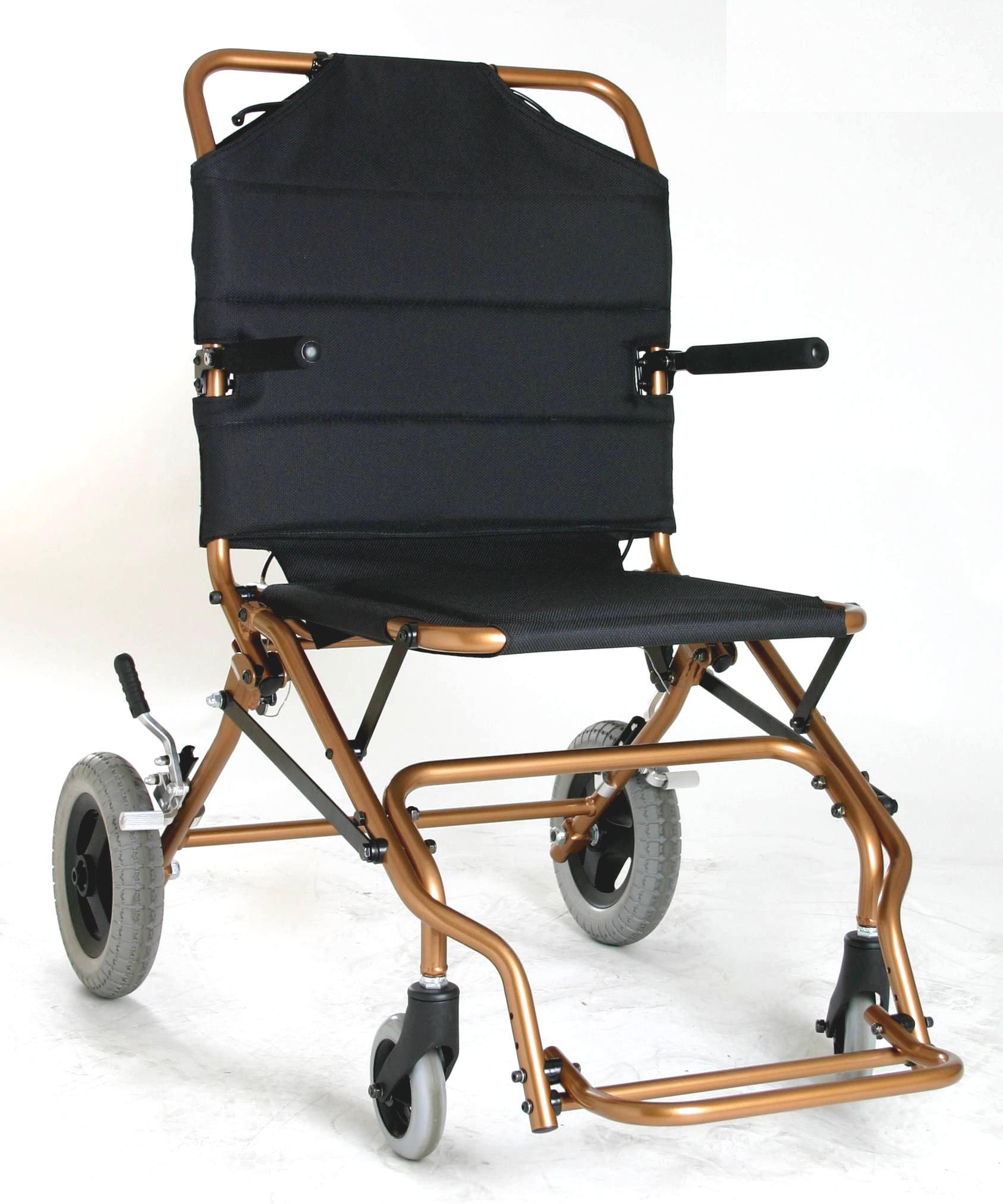 Ultra Light Transport Chair