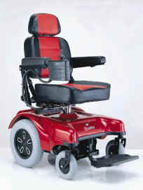 Merits Electric Wheelchair