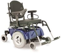 quadrapelegic power chairs