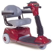 3 wheel electric scooters