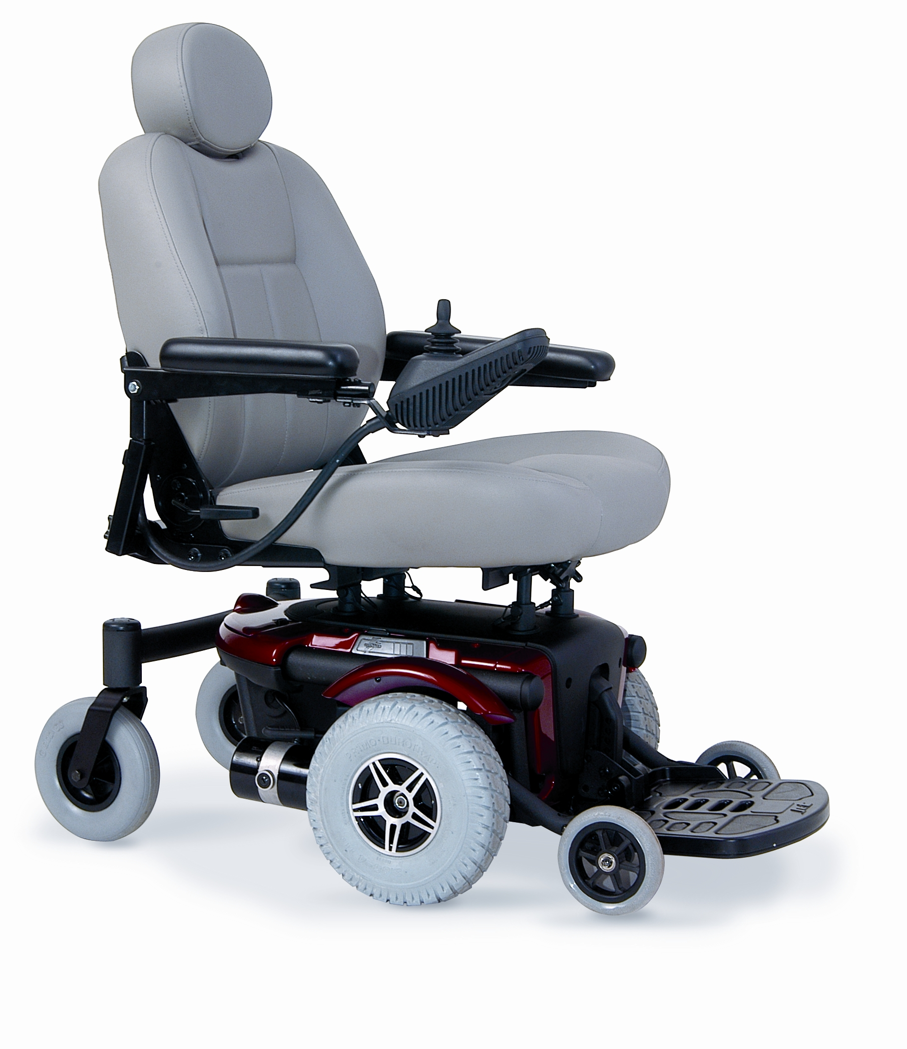Pride jazzy jet 3 ultra electric wheelchair for How to motorize a wheelchair